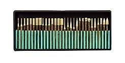 SE 82331TF 30-Piece Set of Titanium-Coat...