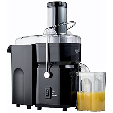 The Nutri-Stahl Juicer Machine - 700W Multi-Speed Commercial Quality Easy to Clean Fruit & Vegetable Extractor