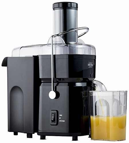 The Nutri-Stahl Juicer Machine - 700W Multi-Speed Commercial Quality Easy...