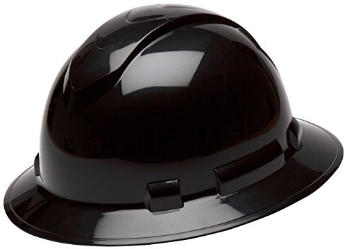 Pyramex HP54111 Ridgeline Full Brim 4 Pt Ratchet Suspension Hard Hat