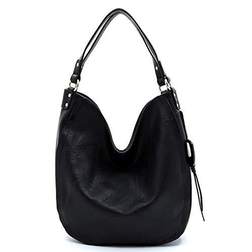 Bag D Hobo Ring Shoulder Side Accent Bagblaze Black z8fqa
