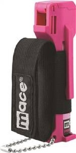 Mace Brand Police Strength Pepper Spray Pink Jogger (Model Jogger Mace)