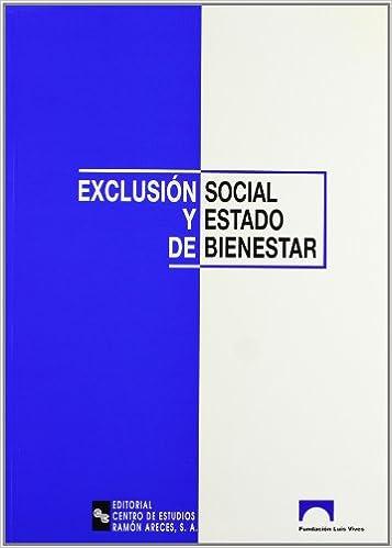 Exclusión Social y Estado de Bienestar (Ongs)
