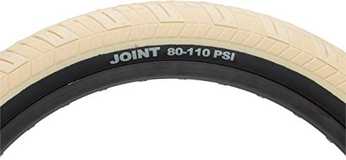 Stolen Joint High Pressure Tire 20 x 2.2 Tan Tread Black Sidewall Steel Bead by Stolen