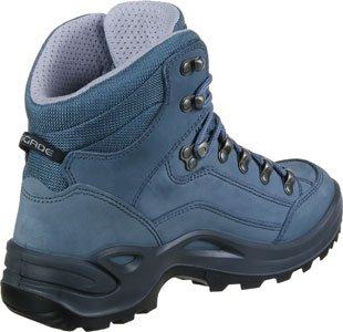 Grey Renegade Mid Uomo da Stivali Escursionismo Blue Alti Lowa GTX pTxnqAAw1