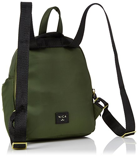 nica Tokyo - Bolsos mochila Mujer Verde (Olive)