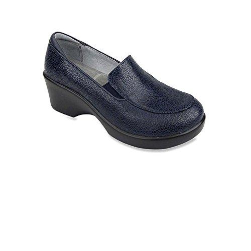 (Alegria Women's Masonry Blue Emma Solid 36 M EU / 6-6.5 B(M) US)