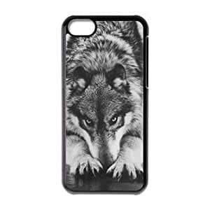 Wolf DIY Phone Case for iPhone 6 (4.5) LMc-24335 at LaiMc