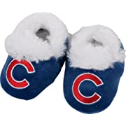 Chicago Cubs Slippers - Baby Booties
