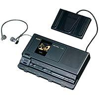 Sanyo TRC8080  Analog Standard Cassette Transcriber w/Microprocessor