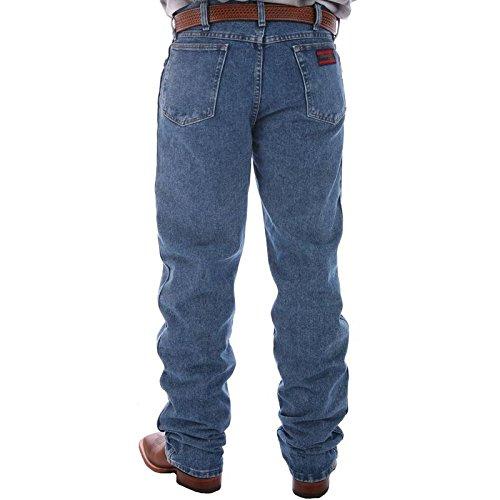 - Wrangler Men's 20x Original Fit Jean,Vintage Stonewash,36x32