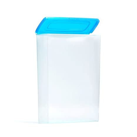 Mr Lid Premium Food Storage Container With Attached Lid   BPA Free    Dishwasher Safe