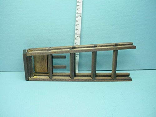 "Miniature Folding Step Ladder 6/"" Tall #AM0221 Alessio  1//12th Scale"