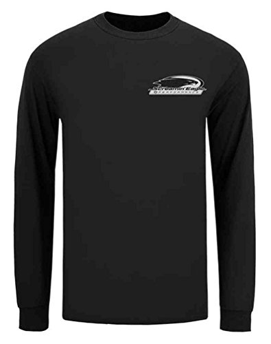 Harley-Davidson Men's Screamin' Eagle Double Down Shirt, Black HARLMT0250 (3XL)