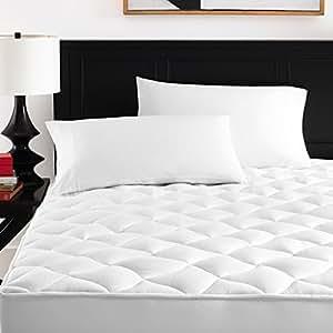 zen bamboo ultra soft bamboo mattress topper. Black Bedroom Furniture Sets. Home Design Ideas