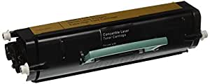 V7 TLKE460H-2N High Yield Toner Cartridge for Lexmark E460/X463/X464/X466