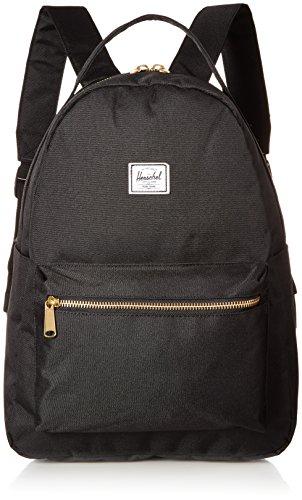Herschel Nova Mid-Volume Backpack, Black, One Size