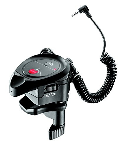 Manfrotto MVR901ECPL Clamp on Remote for Panasonic and LANC (Black) - Lanc Pro Remote Control