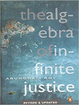 Algebra of Infinite Justice price comparison at Flipkart, Amazon, Crossword, Uread, Bookadda, Landmark, Homeshop18