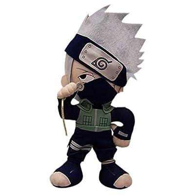 "Great Eastern Naruto Shippuden Kakashi 8"" Plush: Toys & Games"
