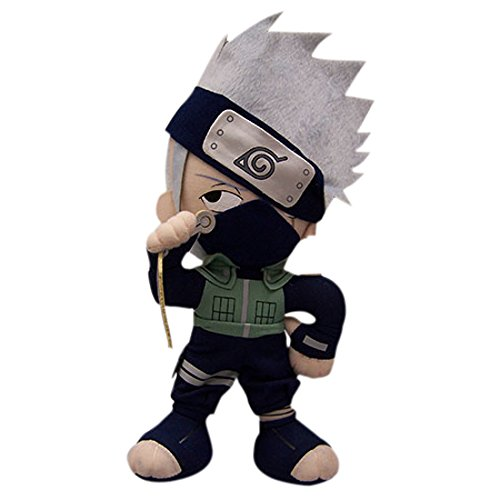 "Great Eastern Naruto Shippuden Kakashi 8"" Plush"