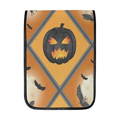 Ipad Pro 12-12.9 inch Sleeve Case Bag for Surface Pro Halloween Pattern Mac Protective Carrying Cover Handbag for 11
