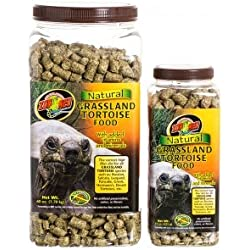 Zoo Med Natural Grassland Tortoise Food (50 lb)
