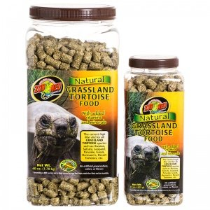 Zoo Med Natural Grassland Tortoise Food (50 lb) by Zoo Med