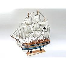 HMS Bounty Starter Boat Kit: Build Your Own Wooden Model Sailing Ship