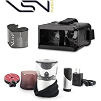 VSN Mobil V.360 HD Camera Kit + V.360 Viewing Goggles V360