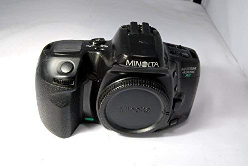 Minolta Maxxum 430si RZ 35mm SLR Auto Focus Film Camera; Bod
