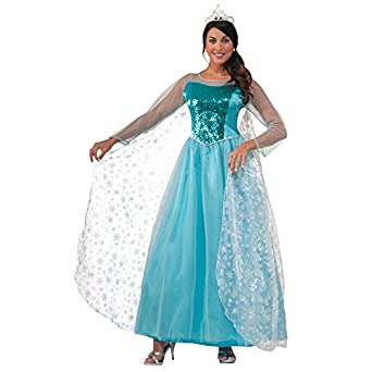 Forum Novelties Women's Princess Krystal Costume