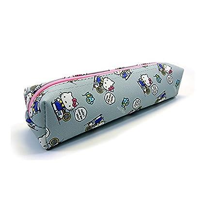 d6fda6f5dd Image Unavailable. Image not available for. Color  Sanrio Hello Kitty  Pencil Case Multi-purpose Pouch ...