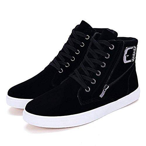 Mocassini shoes Nero Uomo Shufang Nero 40 xfPw575dqC