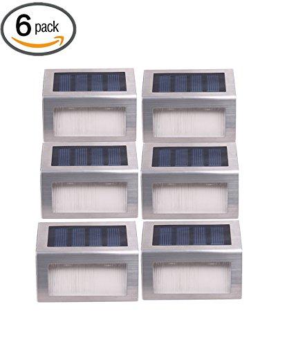 Solar Powered Lights For Steps - 5
