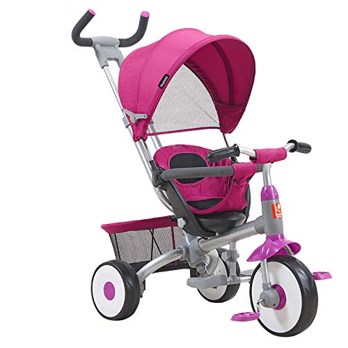 QXMEI 4 in 1 Childrens Tricycles 9