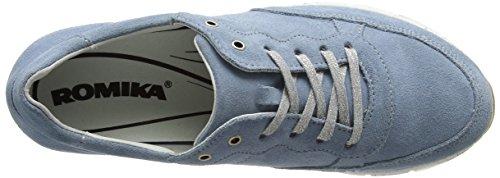 18 Mujer Zapatos de Tabea para Brogue Blau Azul Romika Cordones O0q5WxRw