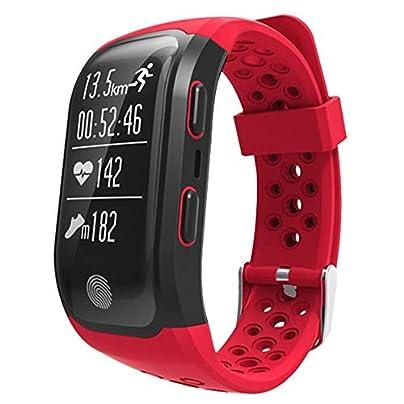 WWDZNSH Smart Wristband Smart Wristband Sport Heart Rate Monitor Swim Waterproof Fitness Bracelet Tracker Estimated Price £140.02 -