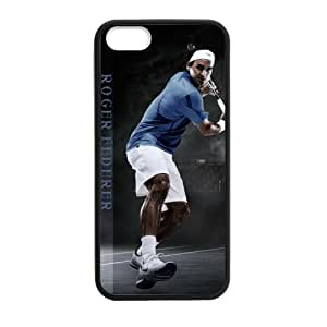 For iphone 5/5s Case, [Roger Federer] For iphone 5/5s Case Custom Durable Case Cover for For iphone 5/5scase
