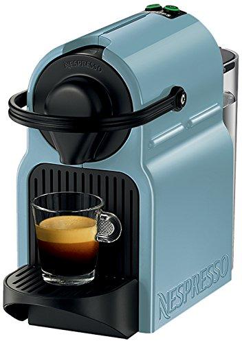 Nespresso Inissia C40 Independiente Totalmente automática Máquina de café en cápsulas 0.7L Azul - Cafetera