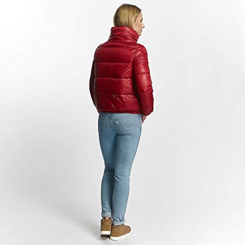 Giacca Jacqueline Invernale Giacche Donna Rosso Yong Jdyroona De 7qfqIa