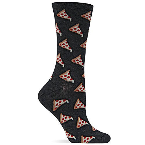 hot-sox-pizza-crew-sock-black-womens-4-105