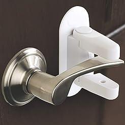 Door Lever Lock (2 Pack) Child Proof Doo...