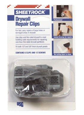 Sheetrock Drywall Repair Clips Drywall