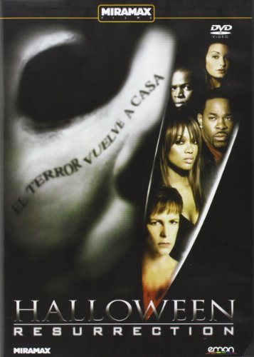 Halloween: Resurrecci??n (Import Movie) (European Format - Zone 2) (2013) Jamie Lee Curtis; Rick Rosenthal