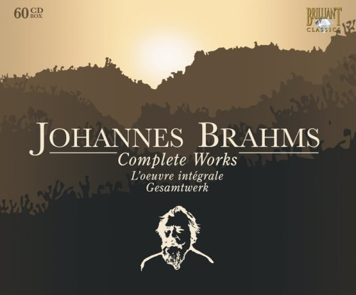 Brahms: Edition - Complete Works by Alliance
