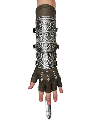 Assassin Creed Costume Spirit (Spirit Halloween Gauntlet Glove – Assassin's Creed)