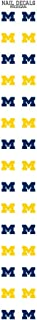 Worthy Promotional University of Michigan Autocollants Autocollants Worthy Promotional Products