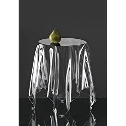 Illusion Side Table - Clear - Essey