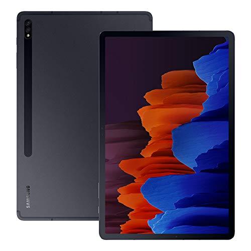 Samsung Galaxy Tab S7+ Wi-Fi Android Tablet Mystic – Black (UK Version)